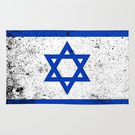 Flag of Israel Rug