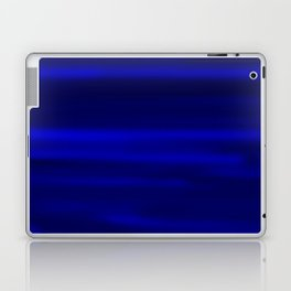 darkBlue sky Laptop & iPad Skin