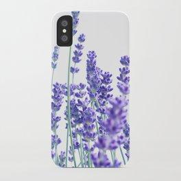 Fresh Lavender #1 #decor #art #society6 iPhone Case