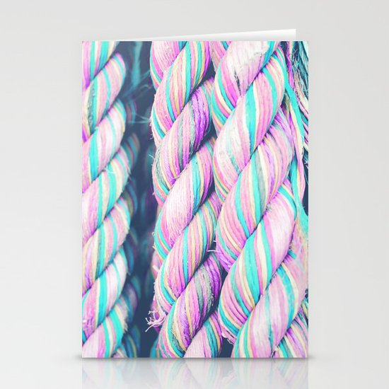 Candy Ropes Stationery Cards