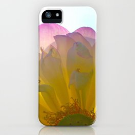 Lotus Light iPhone Case