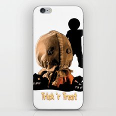 Sam: Monster Madness Series iPhone & iPod Skin
