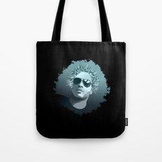 Tribute to Lenny Kravitz Tote Bag