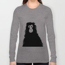 Pencil Ape Long Sleeve T-shirt