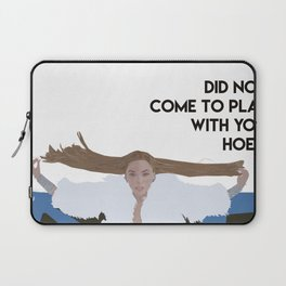 Did not come to play Laptop Sleeve