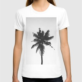 Palm, Tree, Nature, Tropical, Modern, Minimal, Interior, Wall art T-shirt