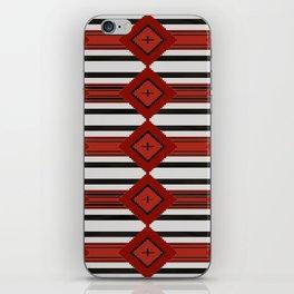 Chief Blanket 1800's iPhone Skin