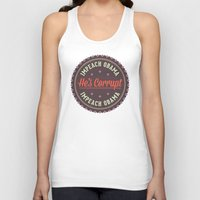 obama Tank Tops featuring Impeach Obama by politics