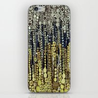 gatsby iPhone & iPod Skins featuring :: Gray Gatsby :: by :: GaleStorm Artworks ::