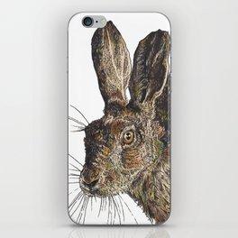 Hare II iPhone Skin