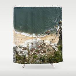 Hourglass Shower Curtain