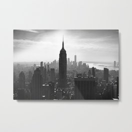 New York, USA. Metal Print