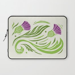 Thistle - Color Laptop Sleeve