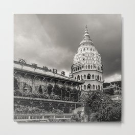 The Pagoda in South East Asia Metal Print