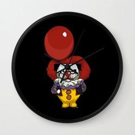 It Pug Wall Clock