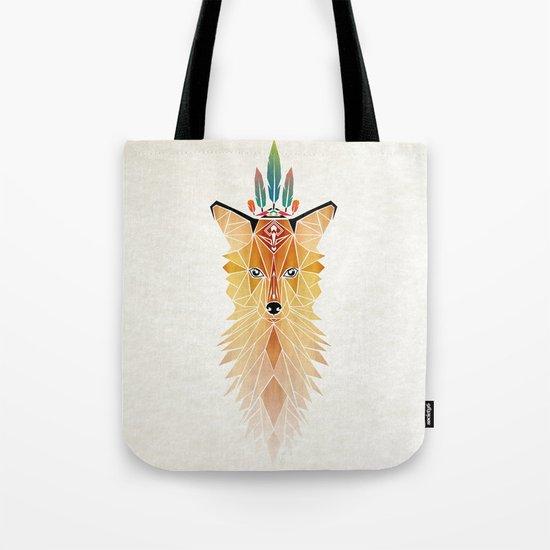 fox spirit  Tote Bag