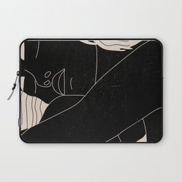 Abstract Art Nude Woman 5 Laptop Sleeve