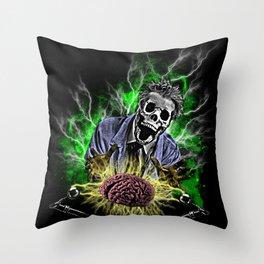 Craigslist Lobotomy  Throw Pillow