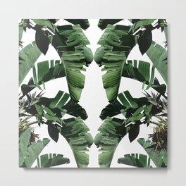 Talking Banana Leaves #society6 #buyart #decor Metal Print