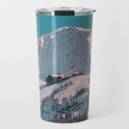 Mt. Alyeska Ski Resort - Alaska Travel Mug