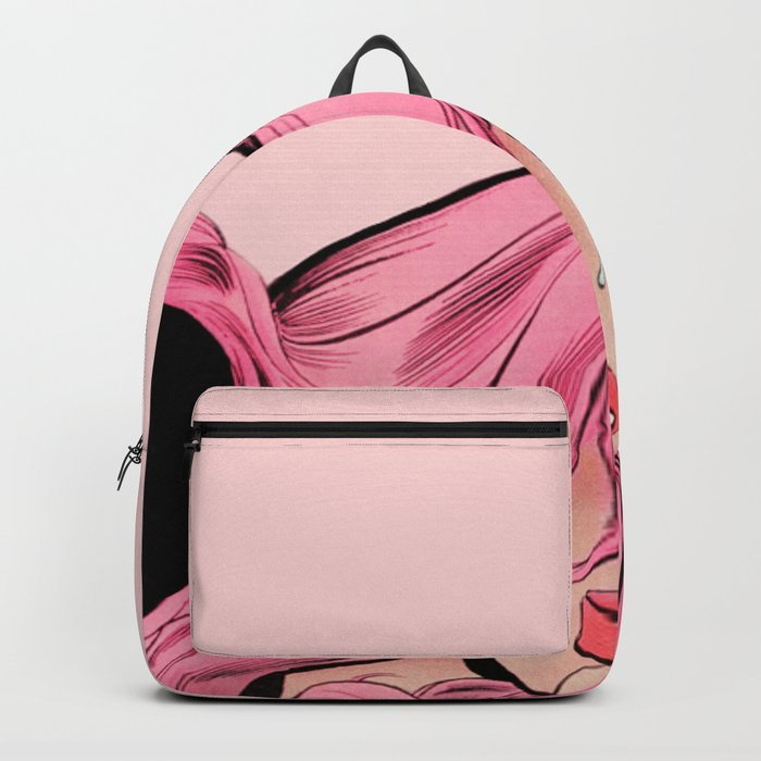 Pink Lady Backpack