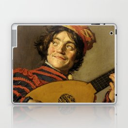 "Frans Hals ""The Lute Player"" Laptop & iPad Skin"