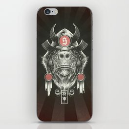 Shogun Executioner iPhone Skin