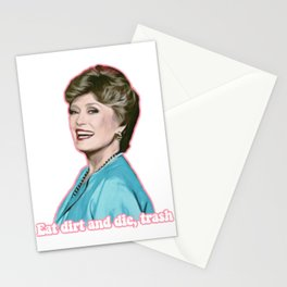 The Golden Girls - Blanche Stationery Cards