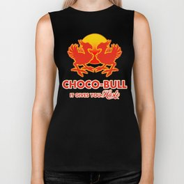 Final Fantasy VII - Choco-Bull Energy Drink Biker Tank