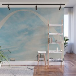 the gateway to the west ... Wall Mural