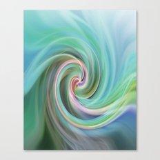 Whirl #1 Canvas Print
