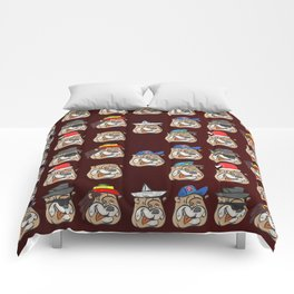 Full dogs Comforters