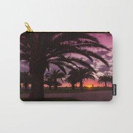 Meloneras sunset walk Carry-All Pouch