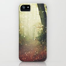Forest of Miracles and Wonder iPhone (5, 5s) Slim Case