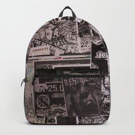 Punk Wall Backpack