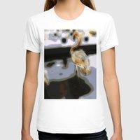 flamingo T-shirts featuring flamingo by Cool-Sketch-Len