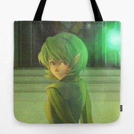 Zelda: Saria Tote Bag