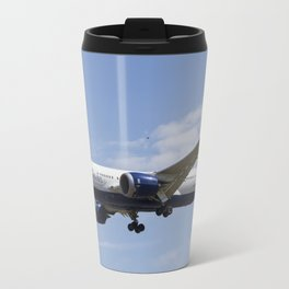 British Airways and Birds Travel Mug