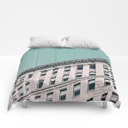 Vintage Blues Comforters
