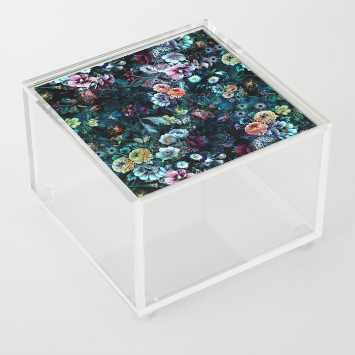 Night Garden Acrylic Box