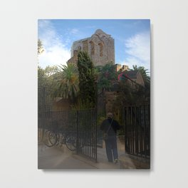 understand wherefore yonder absolution Metal Print