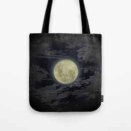 In Love With The Moon Tote Bag
