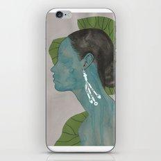 nilüfer iPhone & iPod Skin