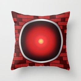 HALs Memories Throw Pillow