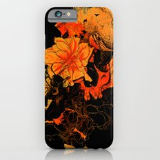 Pollination Dark Fire iPhone 6s Slim Case