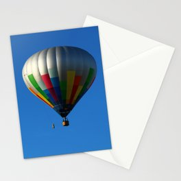 Up Up In The Air Stationery Cards