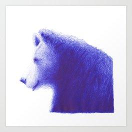 Animal N.5 Art Print