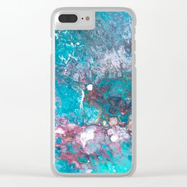 CLEAR MIND Clear iPhone Case