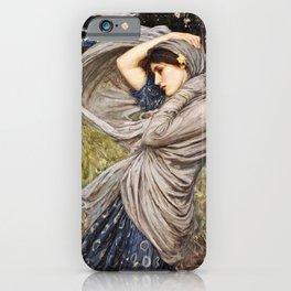 John William Waterhouse - Boreas iPhone Case
