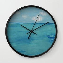 Islamorada Wall Clock